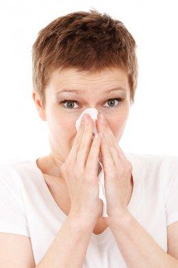 katar przy przeziębieniu
